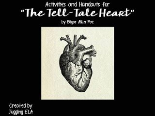 The tell tale heart essay introduction